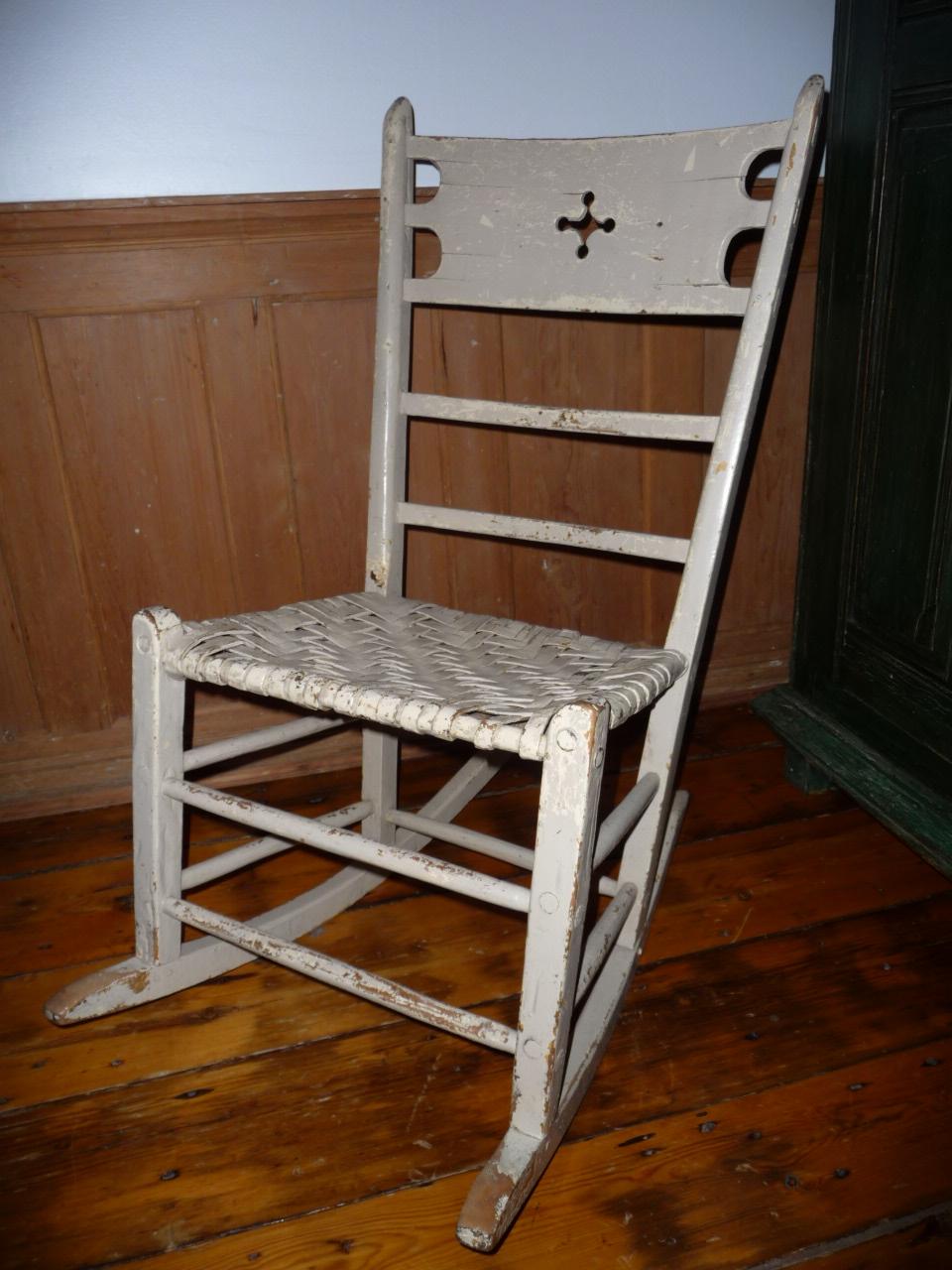 Recherchons antiquit s je me souviens for Liquidation chaise bercante