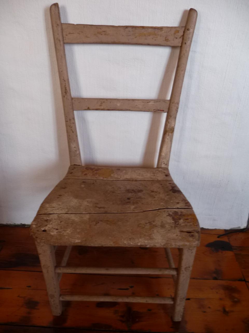 Si ges antiquit s je me souviens for Prix chaise bois
